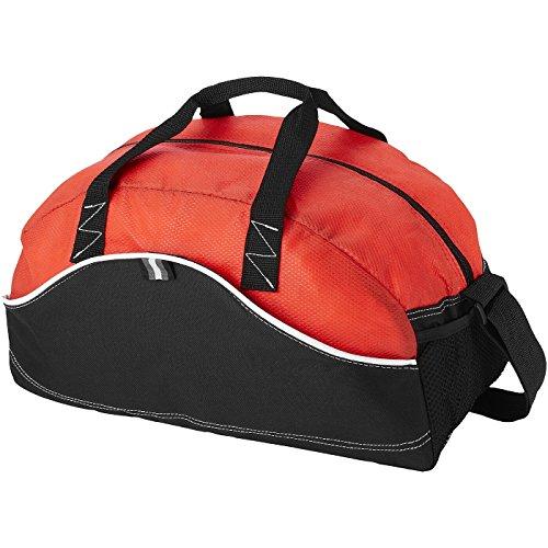 Borsa Boomerang - solido nero/rosso solido nero/rosso
