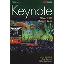 Keynote, Advanced Student's Book, C1 (inkl. DVD)