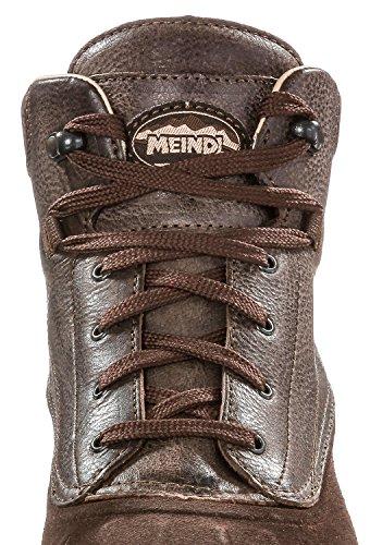 Escuro Sapatos Marrom Meindl Masculinos Inverno qHwXnnCd8