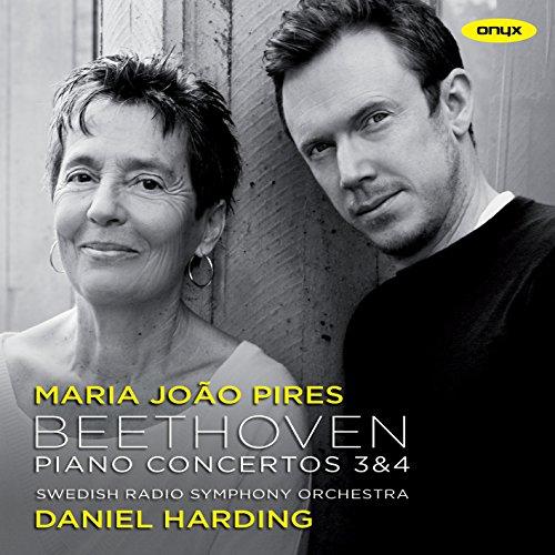 Beethoven: Klavierkonzerte 3 & 4 (Maria Radio)