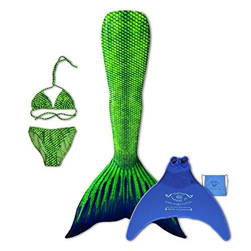 magictail Original Meerjungfrauenflossen Zum Schwimmen für Kinder und -