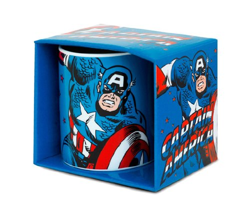 Marvel Comics - Captain America Mug de