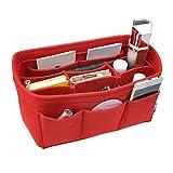 APSOONSELL - Taschenorganizer Bag in The Bag - Handtaschen Organizer - Rot - mittel
