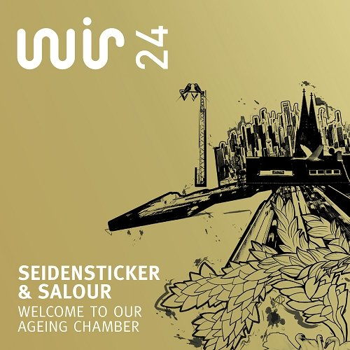 Preisvergleich Produktbild Welcome to our Aging Chamber [Vinyl Maxi-Single]