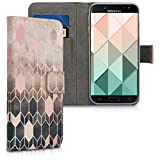 kwmobile Wallet Case for Samsung Galaxy J5 (2017) DUOS -