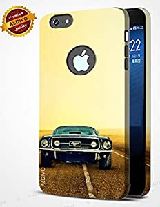 alDivo Premium Quality Printed Mobile Back Cover For Apple iPhone 6 (Logo Cut) / Apple iPhone 6 (Logo Cut)Printed Mobile Covers (MKD333)