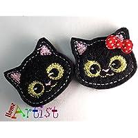 Katze Haarspange für Kleinkinder - freie Farbwahl