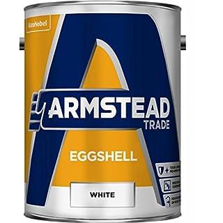 Armstead Trade Eggshell 5L White