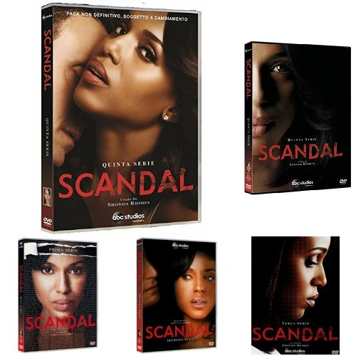 Scandal - Raccolta Stagioni 1-5 (30 DVD)
