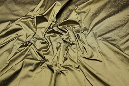 Escalano Dupion Seide Wildseide Glänzend Bluse Kleid Schal Umhang Nachtkleid Silk Stoffe SE34 -