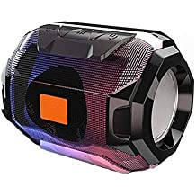 Rewy A0005 Bass Splashproof Wireless Bluetooth Speaker with USB | Mic | Aux | SD Card for All Laptop, Tablet & Smartphone (Assorted Colour)