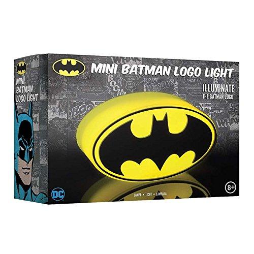 Paladone Lámpara Decoración para Mesilla Batman, Multicolor
