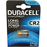 Duracell - Batterie Lithium spéciale appareils photo - CR2 B1 Ultra x1 (equivalent CR17355, ELCR2CR2, KCR2, CR2B)