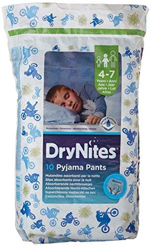 drynites boy 3 x DryNites Pyjama Pants Boy 4-7 Years x 10