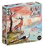 iello 513480 - Kanagawa Spiel- Deutsche Ausgabe
