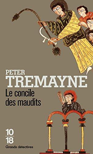 Le concile des maudits par Peter TREMAYNE