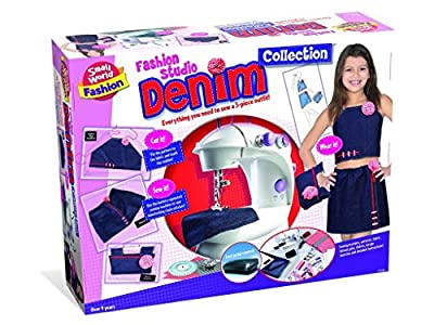 Fashion Studio Denim Collection Design Your own Denim Outfit