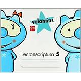 Lectoescriptura 5, Pauta. Volantins