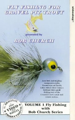Preisvergleich Produktbild Fly Fishing for Gravel Pit Trout [VHS]