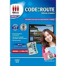 Code de la route - spécial examen