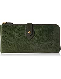 Hidesign Women's Wallet (Green)