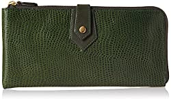 Hidesign Womens Wallet (Green)