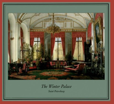 The Winter Palace, Saint Petersburg par T.T. Korshunova