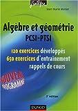 Exercices de mathématiques - Algèbre et géométrie PCSI-PTSI, 1re année - MPSI, PCSI, PTSI - Exercices et rappels de cours
