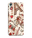 Best USA Eyeliners - PrintVisa Designer Back Case Cover for HTC Desire Review