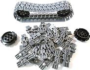 "LEGO TECHNIC ""2 komplette Bagger / Panzerketten mit Kettenräder 64-tei"