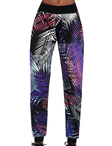 Bas Bleu Jamaica Pantalon De Sport Feminin Top Qualité (Top Assorti Disponible Séparément)- Fabriqué En UE Multicolore
