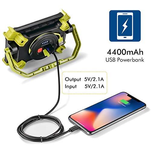 Zoom IMG-1 sunix faro luce led portatile