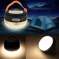 Moppi al aire libre que va de excursión la linterna de luz recargable LED usb lámpara de luz de la tienda