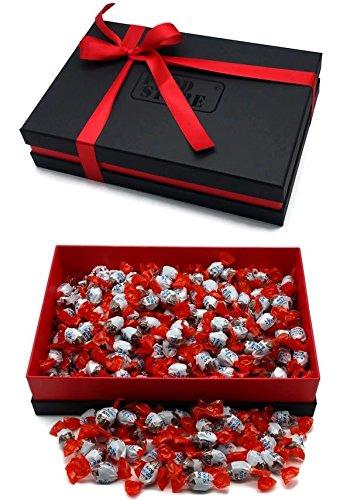 Kinder Schoko-Bons Geschenkbox - 200 Bons in hochwertigem Geschenkkarton