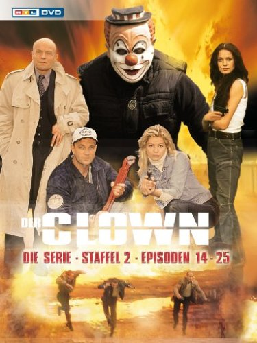 Der Clown - Die Serie, Staffel 2 [3 DVDs]