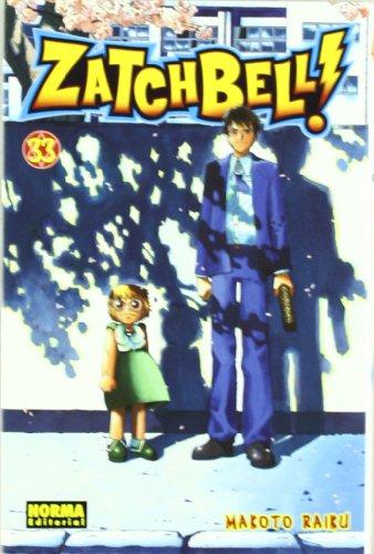 Zatchbell 33