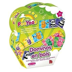 POOYOOS DOMINO 28 PCS