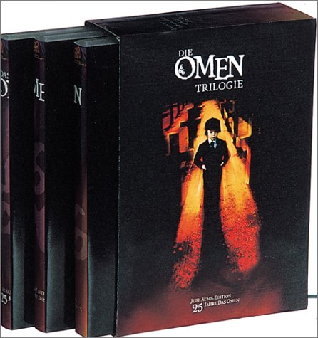 "Twentieth Century Fox Omen Trilogy ""Special Edition"" [3 DVDs]"