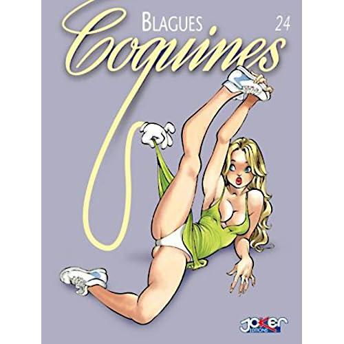 Recueil Blagues Coquines T24