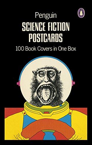 Penguin Science Fiction Postcard Box -