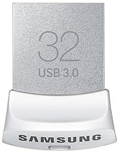 Samsung Memory MUF-32BBEU Fit Clé USB Flash Drive 32GB Compatible avec Smartphones, Tablettes et Laptops - 32GB