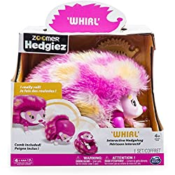 Zoomer – 6031225 – Animal interactivo – Hedgiez Whirl