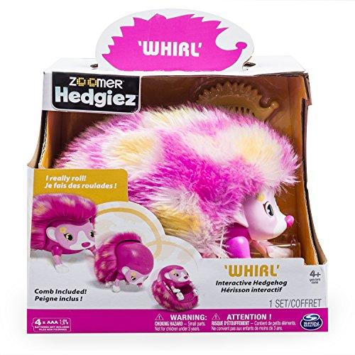 Zoomer–6031225–Animal interactivo–Hedgiez Whirl