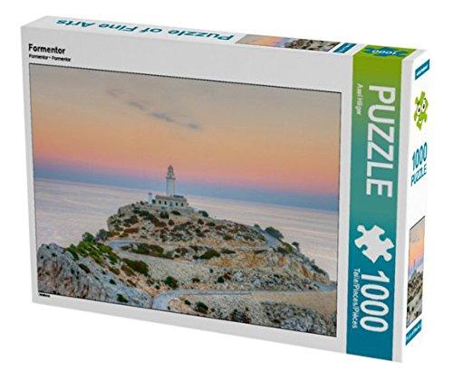 Preisvergleich Produktbild Formentor 1000 Teile Puzzle quer: Mallorca (CALVENDO Natur)