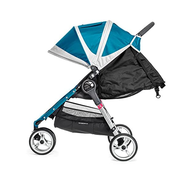 Baby Jogger City Mini Stroller - Single, Teal Baby Jogger  2