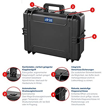 TAF-CASE-Outdoor-Koffer-wasserdicht-Trolleyserie