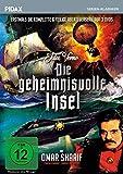 Jules Verne: Die geheimnisvolle Insel / Erstmals die komplette 6-teilige Abenteuerserie mit Omar Sharif und Rick Battaglia (Pidax Serien-Klassiker) [3 DVDs]