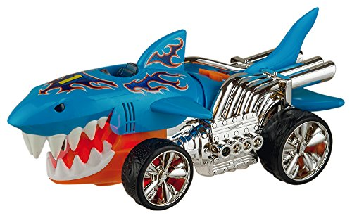 Happy People 35942 – Toy State, Hotwheels, Extreme Action, sharkc ruiser, Vehículo