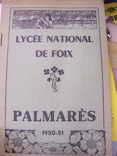 lycee-national-de-foix-palmares-1950-1951