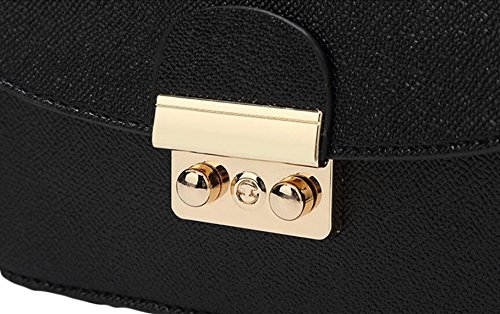 Piccola Custodia Signora Messenger Bag Pacchetto Quadrato Mini Pacchetti Per Natale Purple
